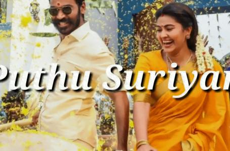Pudhu Suriyan Song Lyrics – Pattas
