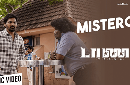 Mistero Song Lyrics – Taana (2020)