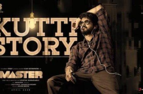 Kutti Story lyrics – Master
