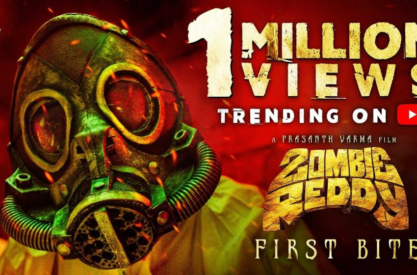 Zombie Reddy Official Teaser